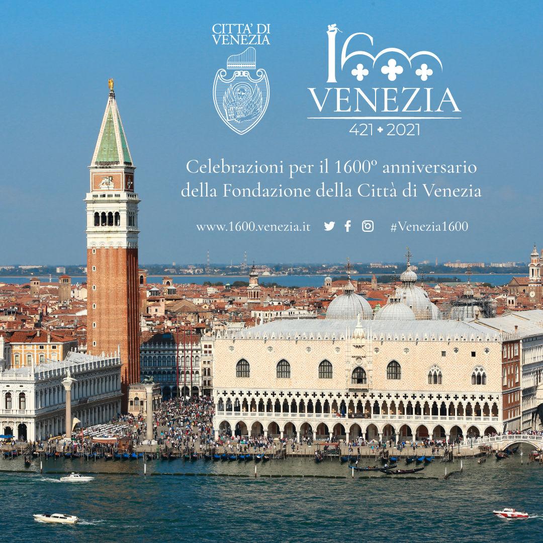 Venezia 1600 -  Comitato per i 1600 anni di Venezia, Comune di Venezia