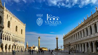 #Venezia1600.  Celebrazioni per l'anniversario della Fondazione di #Venezia