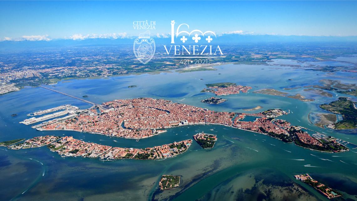 #Venezia1600. Origini e progressivo sviluppo di Venezia
