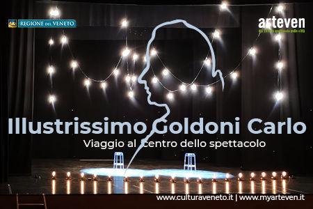 """""""Illustrissimo Goldoni Carlo. Prosegue il viaggio al centro dello spettacolo"""