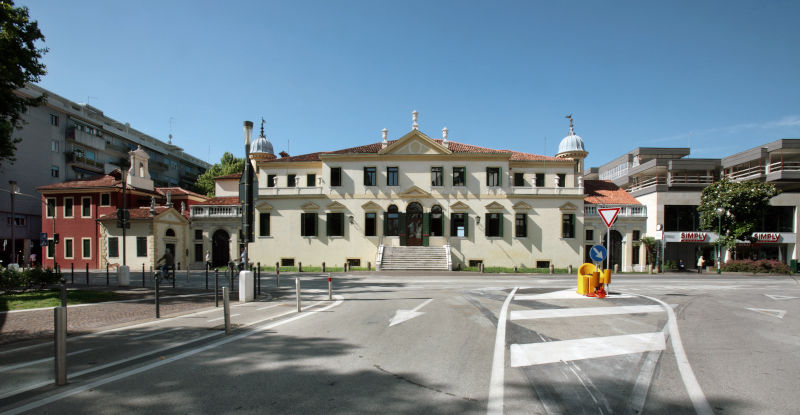 BiblioTour, Mestre - Venezia, Villa Erizzo - Bianchini