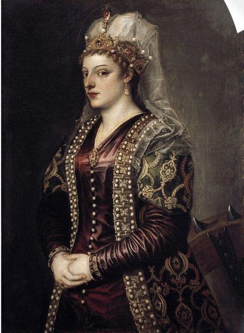 Tiziano, Caterina Cornaro