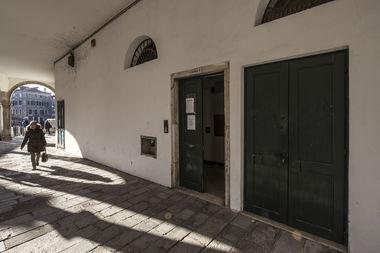BiblioTour, Venezia, Monastero di San Lorenzo
