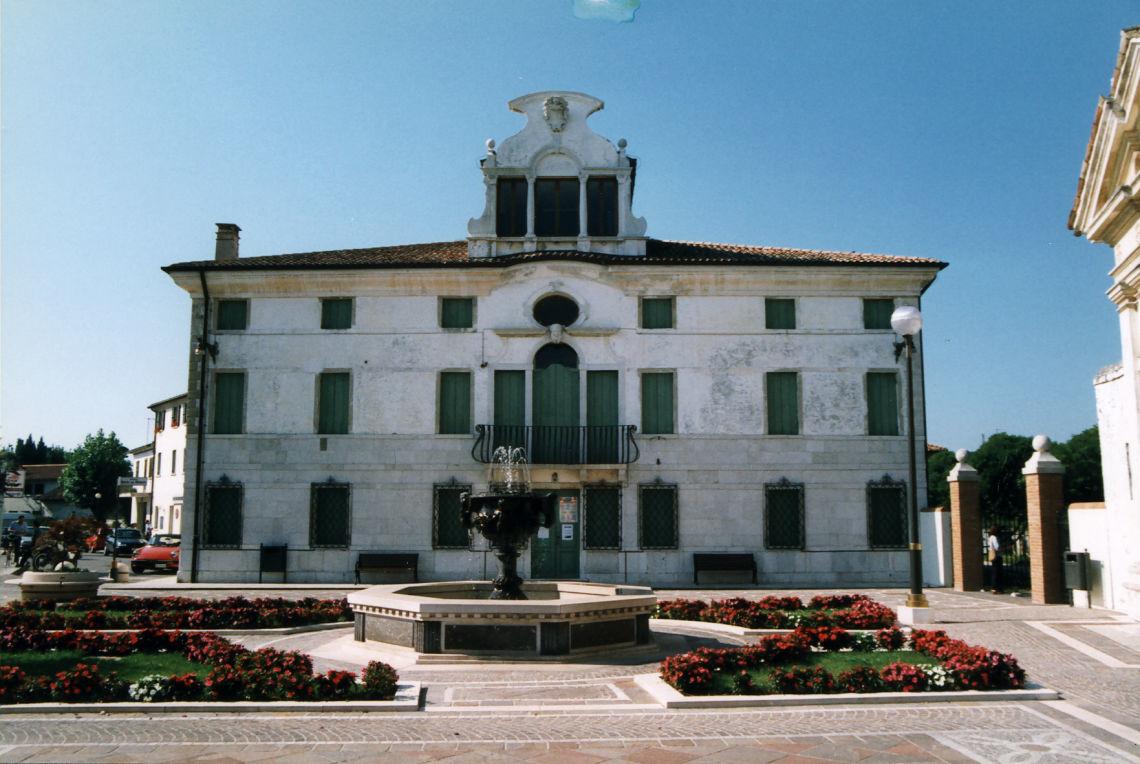 BiblioTour, Casale sul Sile TV, Villa Caliari - Bembo - Tonolo