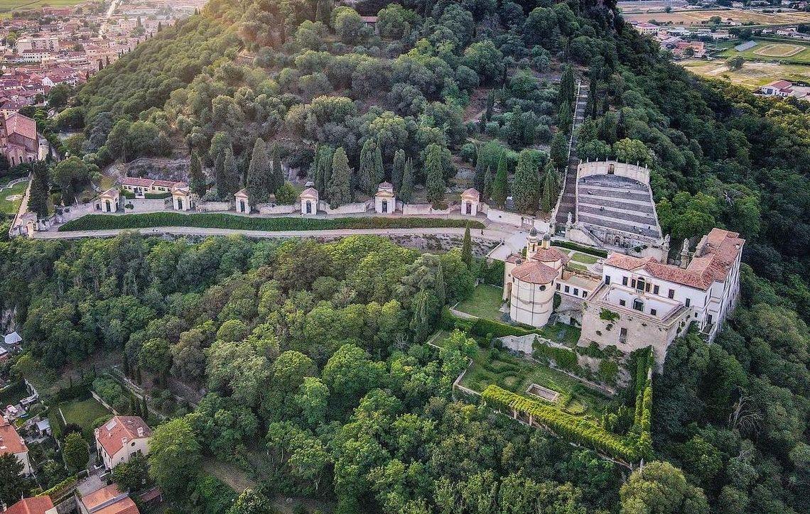 Villa Duodo, rit -  Photo: Denis Ziliotto
