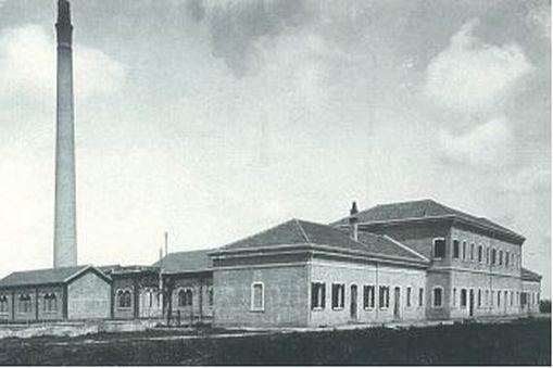 idrovora Ca' Vendramin Taglio di Po -  Inventario della bonifica (1884 - 1916), a cura di I. Biasi, ed. 2003.