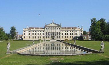 Ville venete tra Padova e Venezia, lungo il Piovego e la Riviera del Brenta