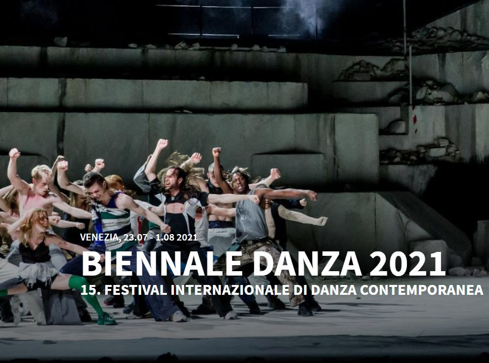 Biennale danza 2021 -  Fondazione La Biennale di Venezia