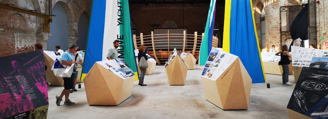 La Fondazione Musei Civici di Venezia partecipa al Salone nautico di Venezia