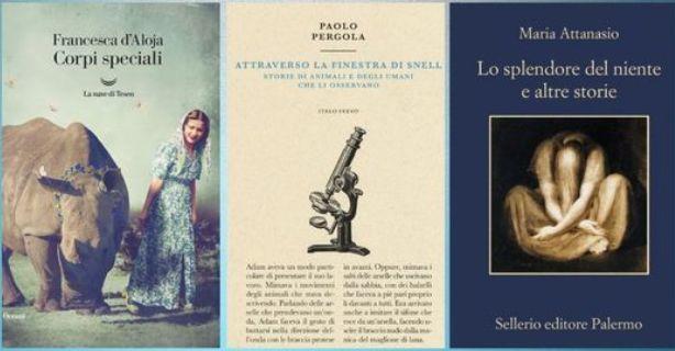 """Copertine libri finalisti, premio Settembrini 57.ma ed. -  Premio Letterario """"Regione del Veneto - Leonilde e Arnaldo Settembrini - Mestre"""""""