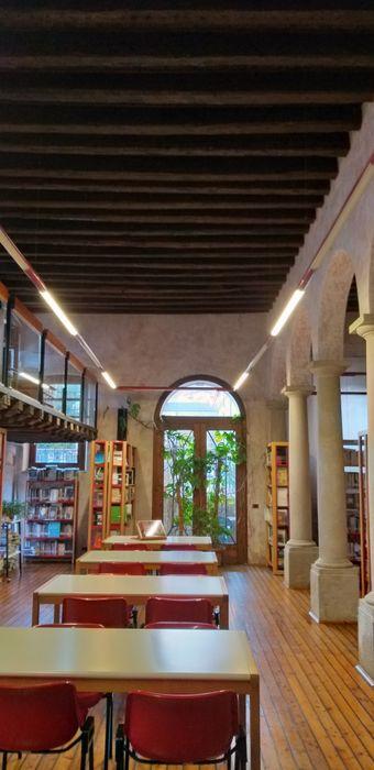 BiblioTour, Follina (Tv), Ex-Lanificio