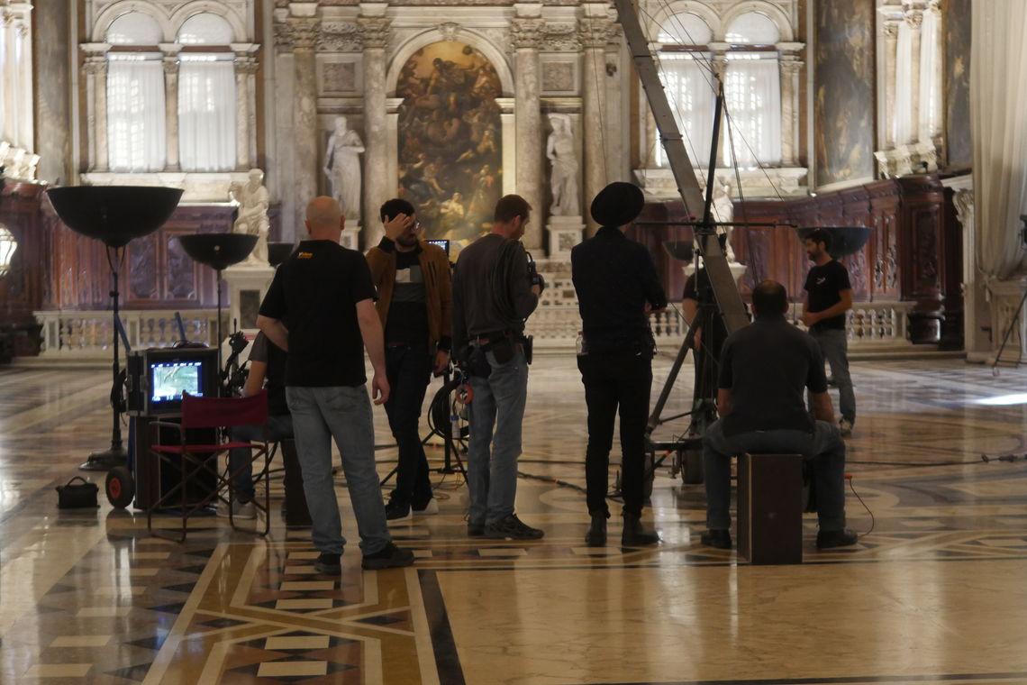 Tintoretto: il primo regista della storia - Venezia
