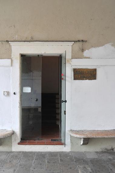 """MUSEO CIVICO """"ANTONIO EUGENIO BARUFFALDI"""""""