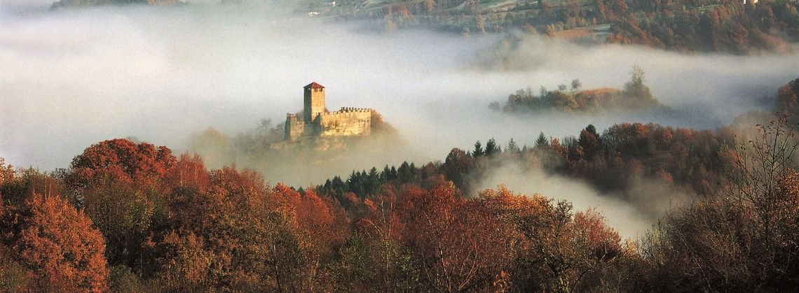 Castello di Zumelle (BL) rit -  Foto di Francesco Galifi